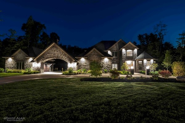 H&M Landscaping Landscape LED Lighting
