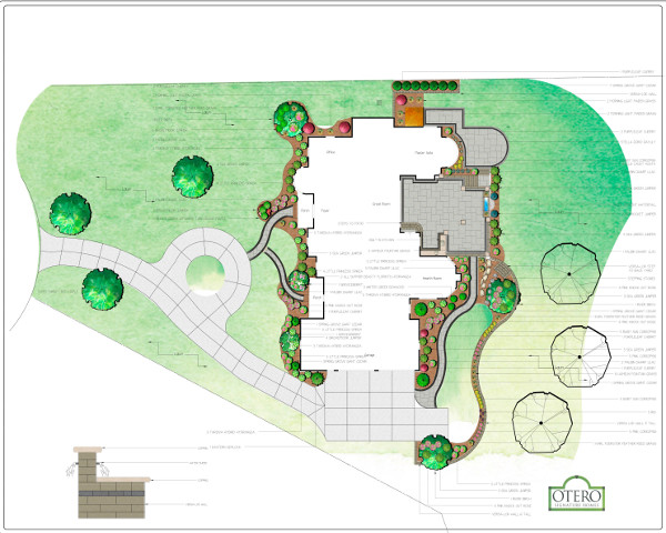 Landscape Design Drawings Related Keywords Suggestions