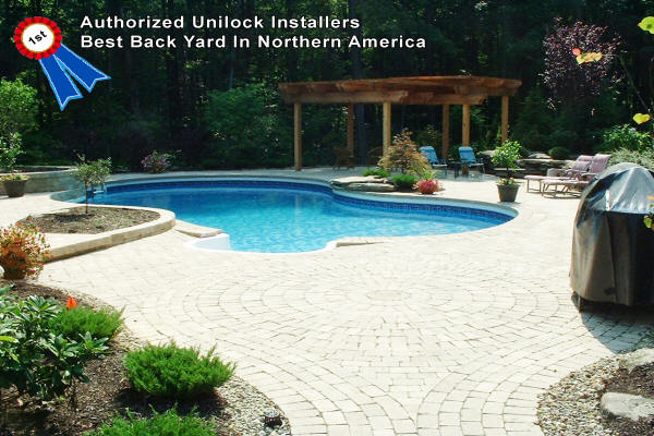 H&M Landscaping earns Unilock