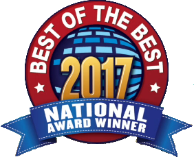 H&M Landscaping Cleveland Best of the Best Landscaper Award 2017