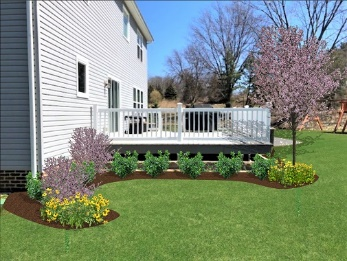 Cleveland Graphic Landscape Designs by H&M Landscaping