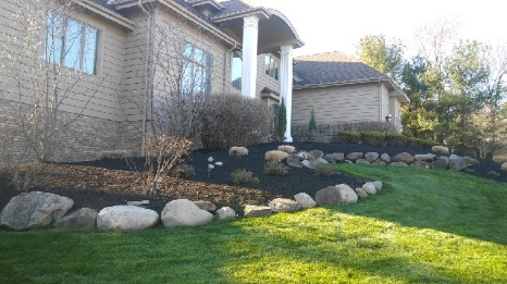 Cleveland's H&M Landscaping Lawn Mowing & Maintenance Services