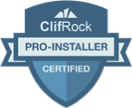 H&M Landscaping is a ClifRock Certified Pro-Installer
