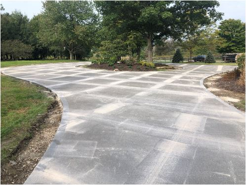 Cleveland Area Concrete Driveway Installation& Replacement by H&M Landscaping