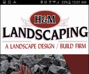 H&M Landscaping in Cleveland Launching Mobile App