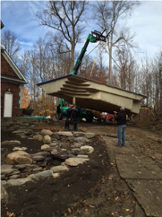Swimming Pool Installation near Cleveland