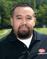 Eddie Murillo of H&M Landscaping