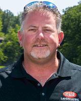 Mark Barker of H&M Landscaping