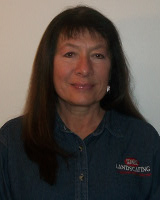 Kathy Hupp of H&M Landscaping