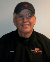 Stan DeWeese of H&M Landscaping