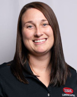 Heather Koon of H&M Landscaping