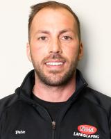 Pete Savioli of H&M Landscaping