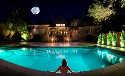 Outdoor Landscape LED Lighting for Pools