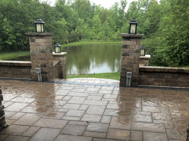H&M Landscaping - Cleveland Area Patio Design & Installation