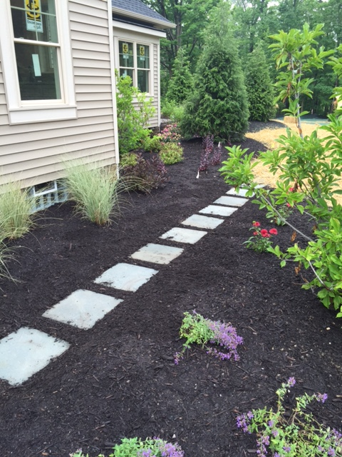 Landscape Plantings and Beds in Cleveland by H&M Landscaping