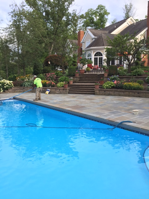 Swimming Pool Renovation in Gates Mills